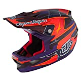 Troy Lee D3 Carbon MIPS-Helm XS Render Purple