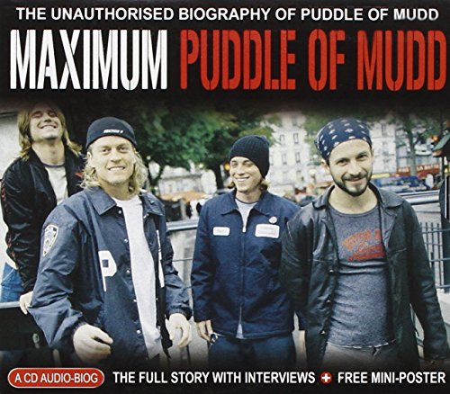 Maximum Puddle of Mudd: Interview Disc
