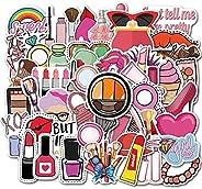 استكرات لابتوب بناتي 50 حبة منوعه - laptop stickers 50 pcs mix