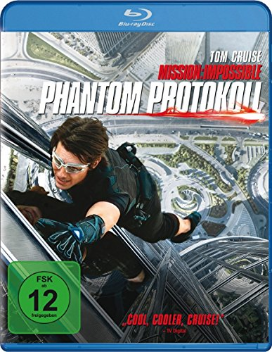 Mission: Impossible 4 - Phantom Protokoll [Blu-ray] -
