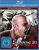 Skinning 3D - Wir sind das Gesetz (inkl. 3D-Lenticular Card) [3D Blu-ray]