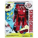 Hasbro Transformers B7068ES0 - Robots In Disguis Power Heroes Klasse - Sideswipe und Windstrike, Actionfigur