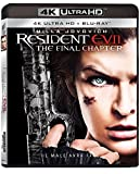 resident evil - the final chapter (4k uhd+blu-ray) BluRay Italian Import