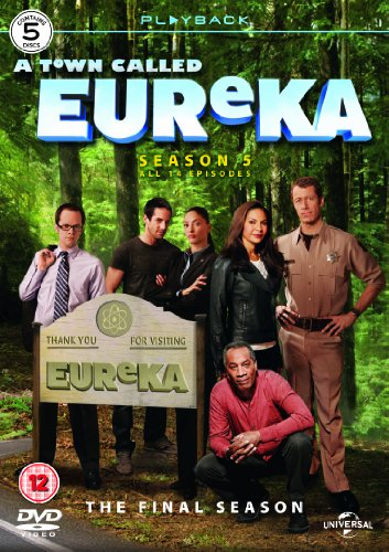 A Town Called Eureka - Season 5 [DVD] [2013] for sale  Delivered anywhere in UK
