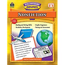 Nonfiction, Grades 3-4 (Discovering Genres)