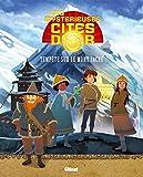 Les Mystérieuses Cités d'Or - Album illustré - Tome 06 : Tempête sur le mont sacré (French Edition)