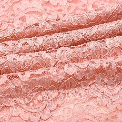Generic - Robe - Femme Rose