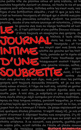 Le Journal intime d'une soubrette par Éditions Richepanse