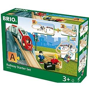 Brio 33773 – Starter Set Ferrovia