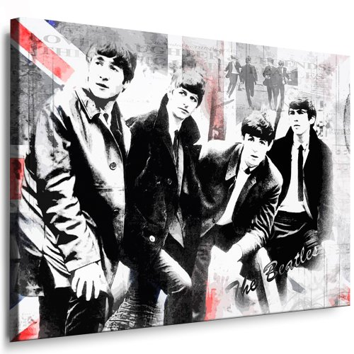 Beatles-Lennon-Immagine 120x 80cm K. poster. Immagine già montato su telaio. Pop Art pittura arte stampe, quadri, Immagini Per La Decorazione-Decorazione. Musica Stars arte stampe