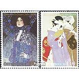 Autriche 2835-2836 (complète.Edition.) 2009 diplomatie (Timbres pour les collectionneurs)