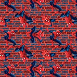 Springs Creative Spiderman SC190 Stoff – Spiderman Spidey