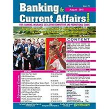 BANKING & CURRENT AFFAIRS UPDATE  August ISSUE (ENGLISH MEDIUM)