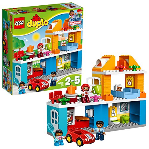 Lego DUPLO - La maison de famille - 10835 - Jeu de Construction
