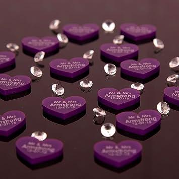 100 purple acrylic wedding table decorations amazon 100 purple acrylic wedding table decorations amazon kitchen home junglespirit Gallery