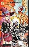 Black Clover, tome 10 par Tabata