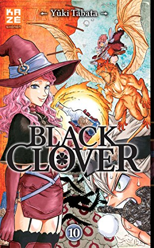 Black Clover T10 par Yuki Tabata