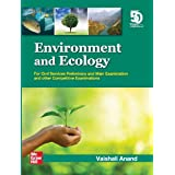 Environment and Ecology: For Civil Services Preliminary and Main Examination and Competitive Examinations