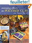 Stamping Effects in Polymer Clay