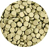 Aquaristik-Paradies Spirulinafuttertabletten 10% 375 g (ca. 500 ml) - verwendbar als Haft- und Bodentablette