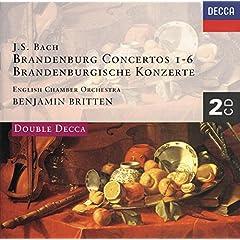 J.S. Bach: Brandenburg Concerto No.5 in D, BWV 1050 - 2. Affetuoso