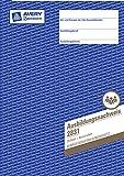 Avery Zweckform 2831 Ausbildungsnachweis weiß