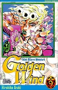 Golden Wind - Jojo's Bizarre Adventure Saison 5 Edition simple Tome 9