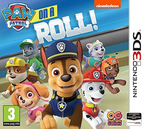Paw Patrol: On a roll! (Nintendo 3DS)