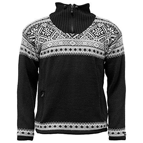ICEWEAR Bergen Gefütterter Pullover Black
