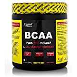 #10: Healthvit Fitness BCAA Plus Pro + Glutamine Powder, 200gm Fruit Punch Flavour
