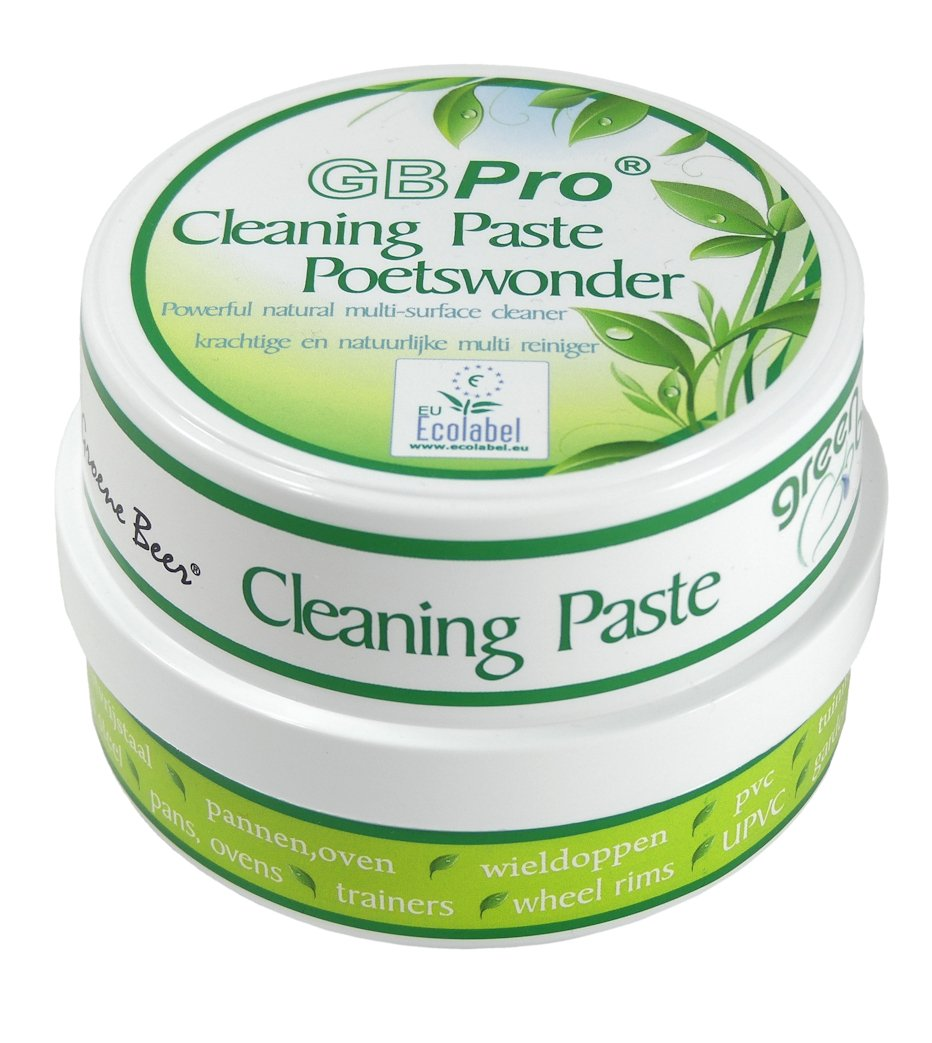 GBPro Eco Natural Powerful Multi-surface Cleaning Paste/Soapstone - 300gm (Biodegradable)