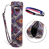 Bonniee yoga mat bolsa con bolsillo de almacenamiento - Best Reviews Guide