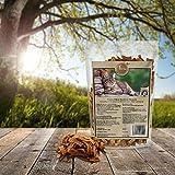 Tiera Vital Katzen-Snacks Hähnchen mit Grünlipp-Meermuschel Extrakt | Gesunde Katzenleckerlies Huhn | fettarme Geflügel Leckerlis