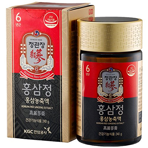 Cheong Kwan Jang_korean 6 Years Red Ginseng Pure Extract 100{097c7f5b33510f4192b0009e01a2e9ffd776338432d41331f2ff812088dd958c} 240g(8.5oz) Plus