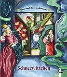 Schneewittchen (Pappbilderbuch mit Panorama-Stanzungen) -