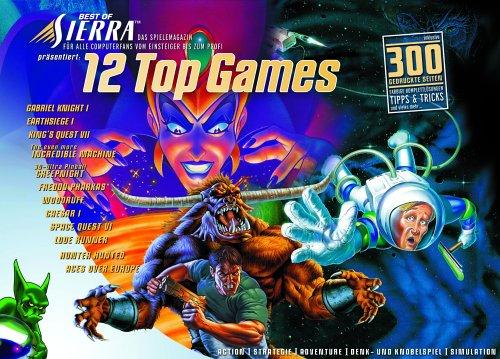 Preisvergleich Produktbild Best of Sierra - 12 Top Games