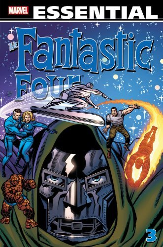 Essential Fantastic Four Volume 3 TPB (New Printing): v. 3 by Jack Kirby (Artist), Stan Lee (21-Mar-2007) Paperback
