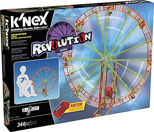 K'NEX - Noria Revolution, 344 piezas (41212)