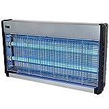 Lichtfalle 4000 Volt 2 x 20 Watt extra stark für