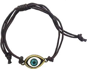 Mehrunnisa Fashion Turkish Evil Eye Bracelet For Girls / Boys