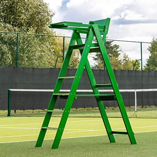 Tennis Schiedsrichterstuhl - ideal für Tennisclubs und Wettbewerbe - [Net World Sports]