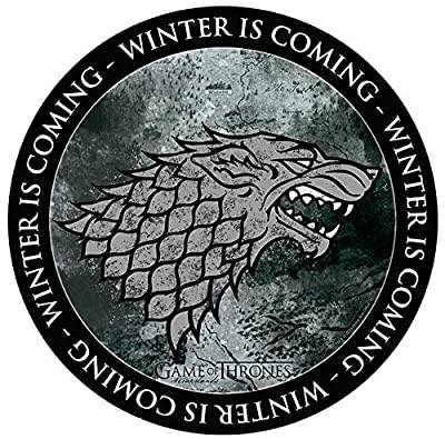 "ABYstyle ABYACC153 Game Of Thrones ""Stark in shape"" Mousepad"