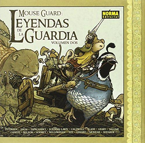Mouse Guard: Leyendas de la guardia 2 (Usa - Mouse Guard) por Varios autores