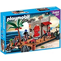 Playmobil - 6146 - Superset Forteresse Pirates