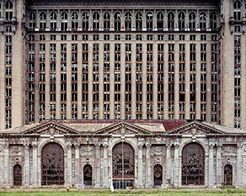 Yves Marchand / Romain Meffre: The Ruins of Detroit por Thomas J. Sugrue