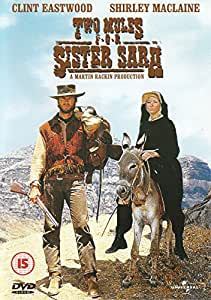 Two Mules For Sister Sara [DVD]
