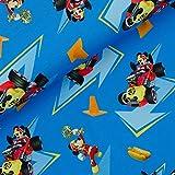 StoffMetropole Original Disney Lizenz-Jersey - Mickey Mouse
