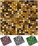 30 stück Fliesenaufkleber für Küche und Bad (Tile Style Decals 30xTP3-6