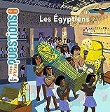 Les Egyptiens: Auteur: Sophie Lamoureux. Illustrateur: Charline Picard