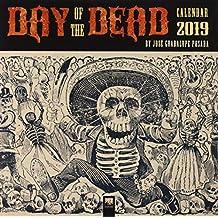 Day of the Dead - Der Tag der Toten 2019: Original Flame Tree Publishing-Kalender (Wall Calendar)